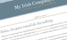Ezine.ie - Personalise email messages